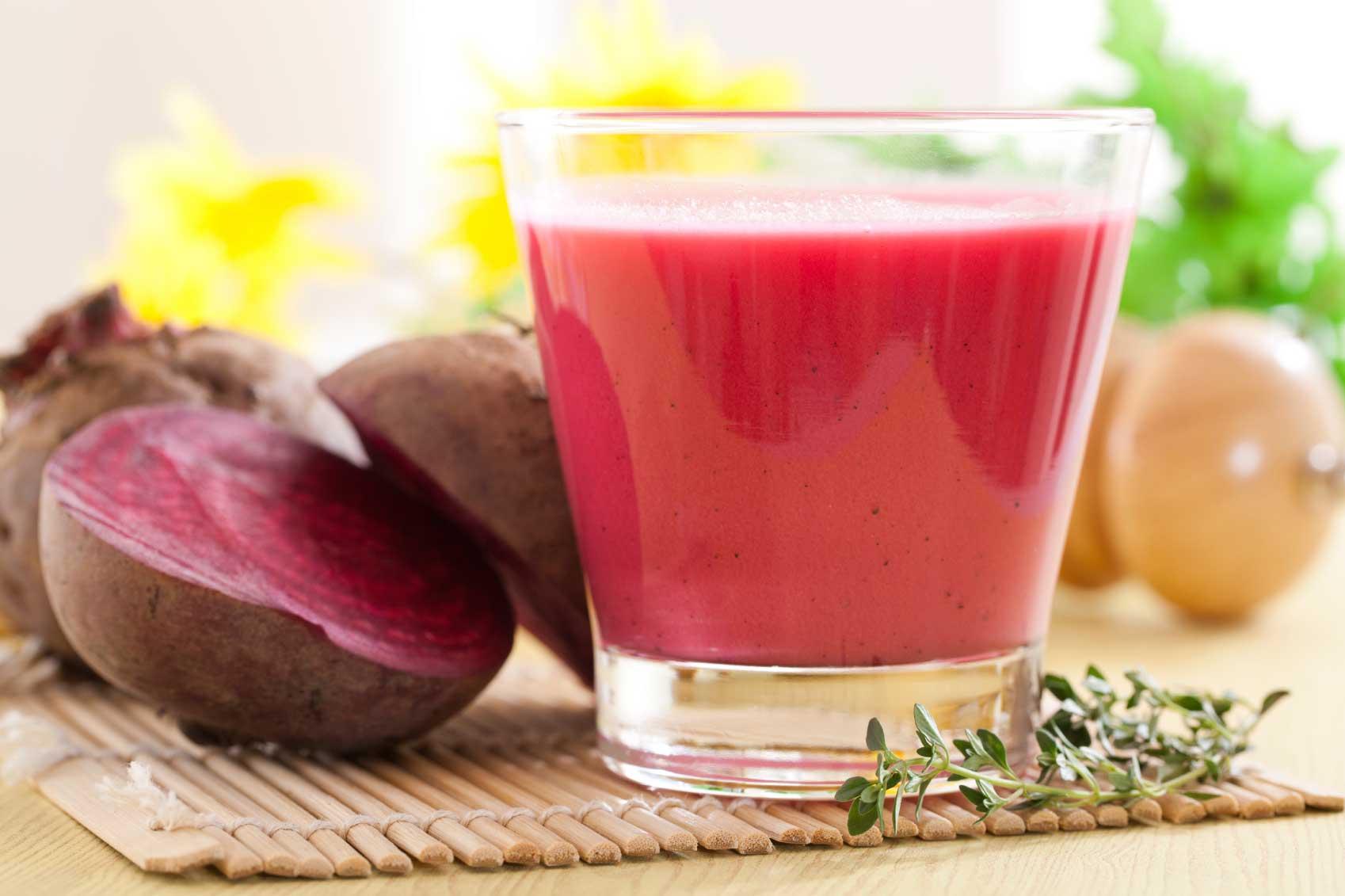 suco rosa do hortifruti