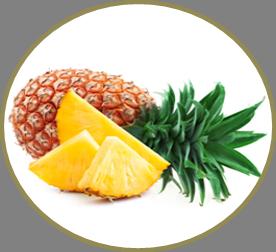 abacaxi tem vitamina c