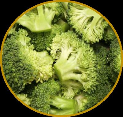 suco verde de brócolis