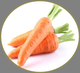 cenoura faz bem pra pele